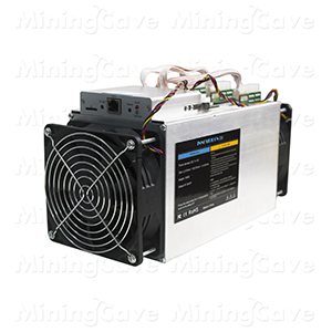 Innosilicon D9 DecredMaster + PSU DCR 2.4TH/s